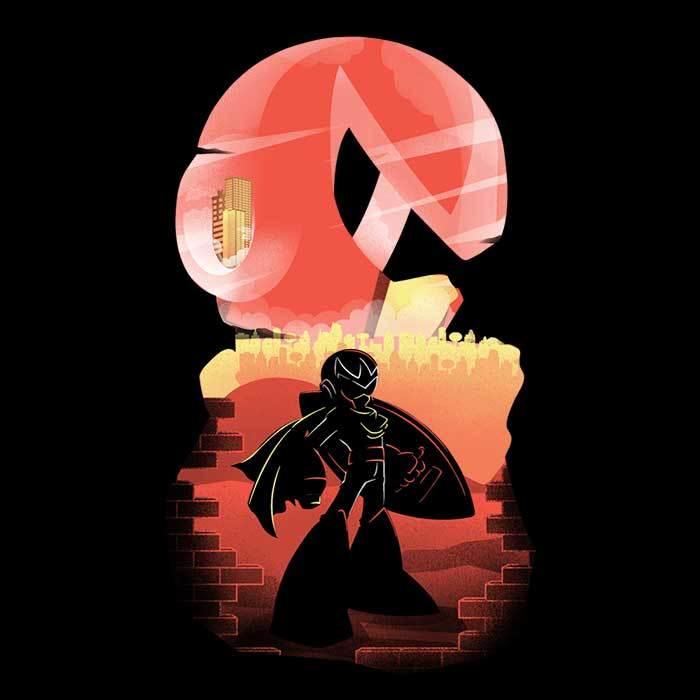 Once Upon a Tee: Robot Master
