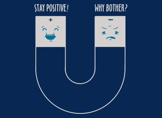 SnorgTees: Stay Positive