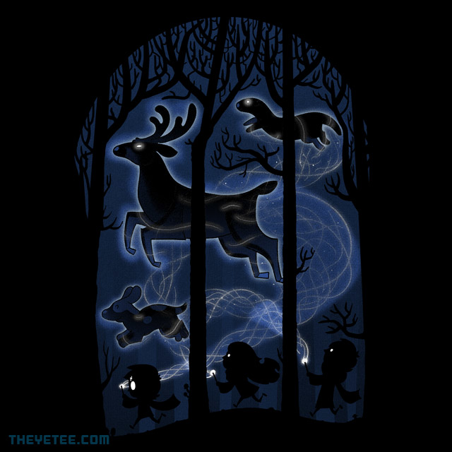 The Yetee: Race of the Patronuses