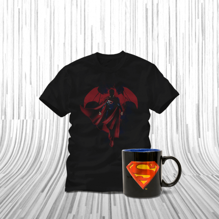 ShirtPunch: Superman Mug Bundle