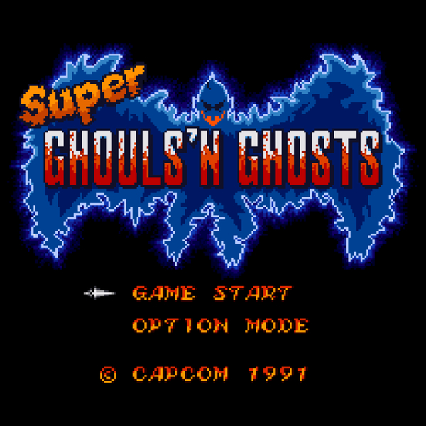 NeatoShop: It's Ghosts Goblins and Ghouls... Only Super This Time!