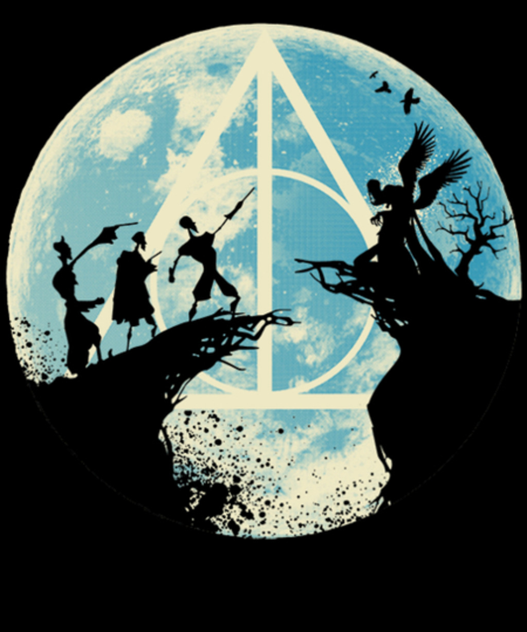 Qwertee: Three Brothers Fairytale