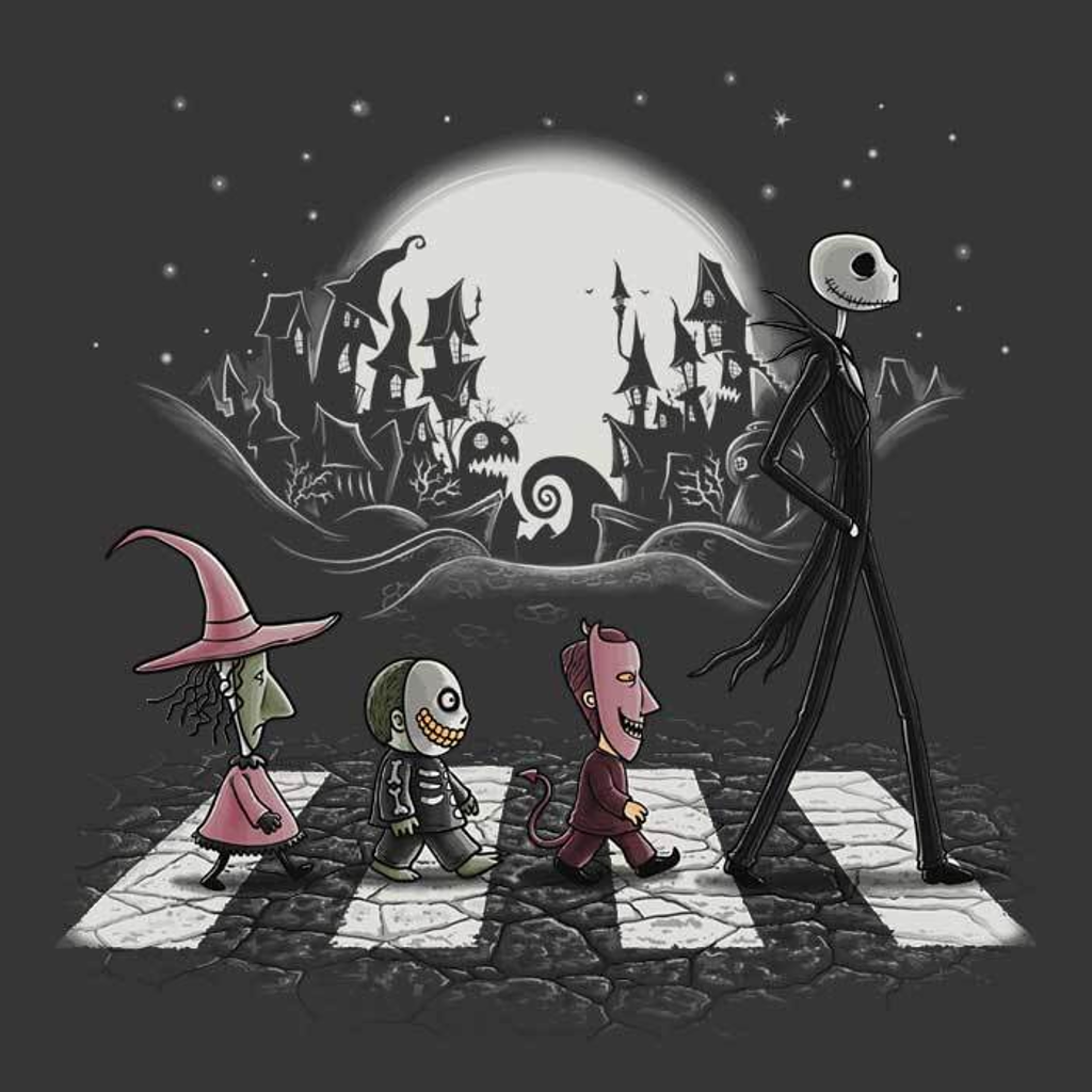 Once Upon a Tee: Halloween Road