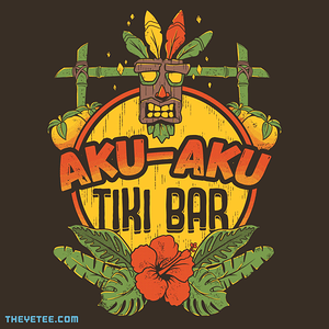 The Yetee: AKU-AKU TIKI BAR