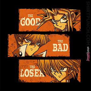 ShirtPunch: The Good, The Bad, And The Loser