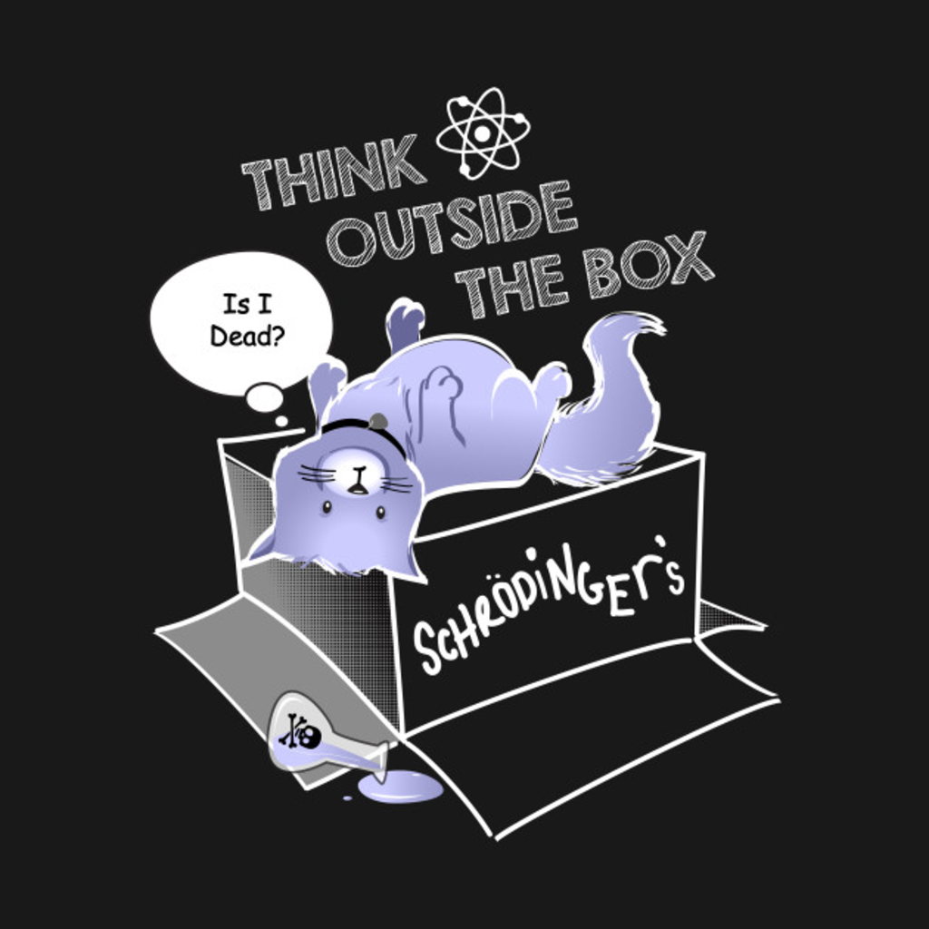 TeePublic: Think Outside the Box