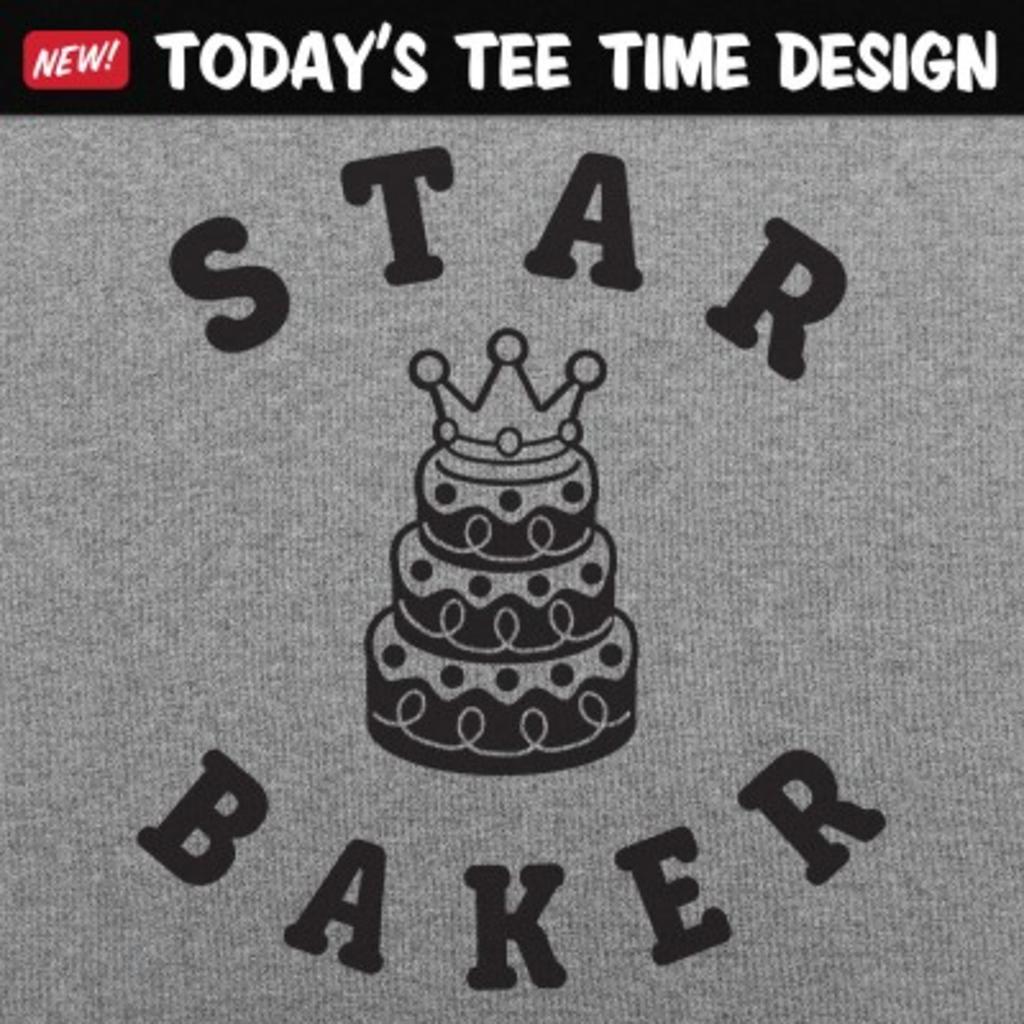 6 Dollar Shirts: Star Baker