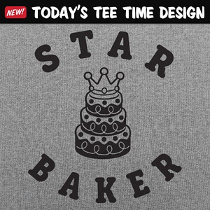 6 Dollar Shirts: Star Baker
