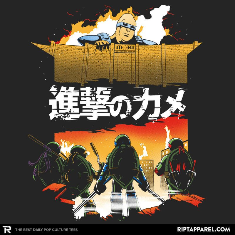 Ript: Attack on Turtle