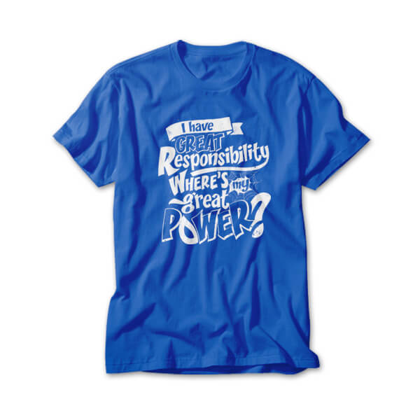 OtherTees: Great Responsibility