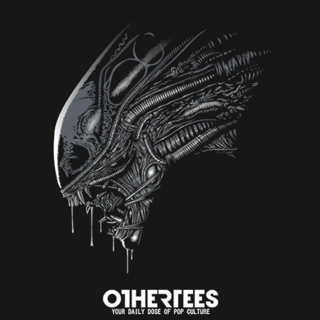 OtherTees: Space Hunter