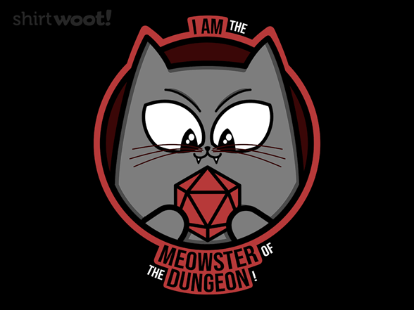 Woot!: Meowster of the Dungeon