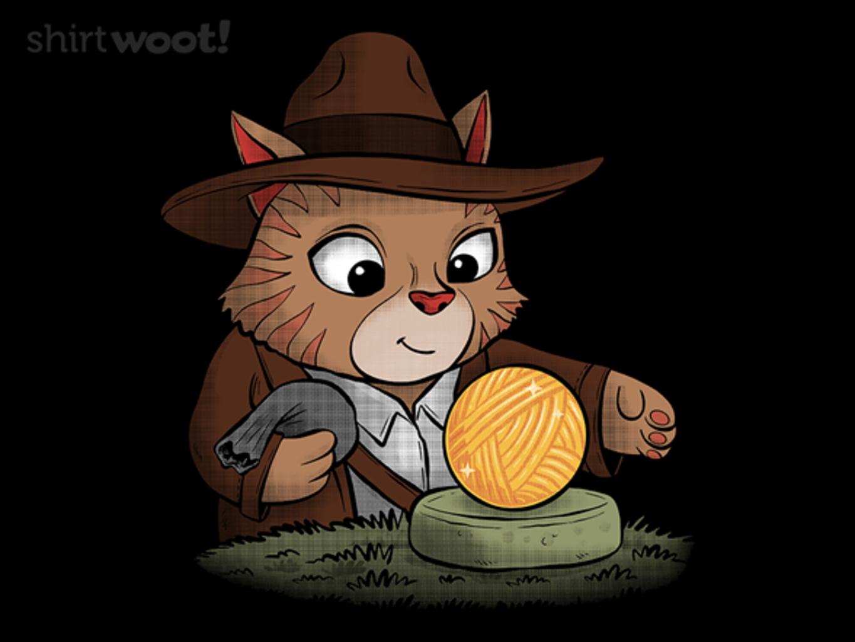 Woot!: Raiders of the Yarn Ball