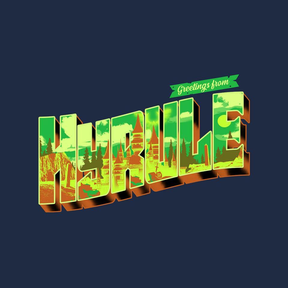 TeeFury: Welcome To Hyrule