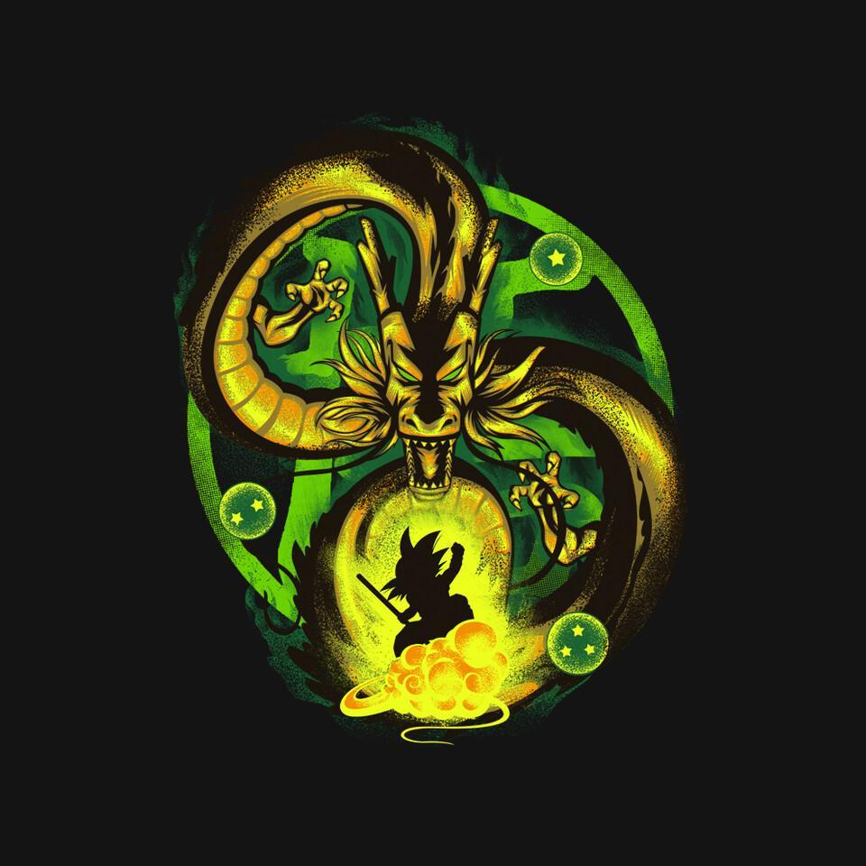 TeeFury: Attack of Shenron