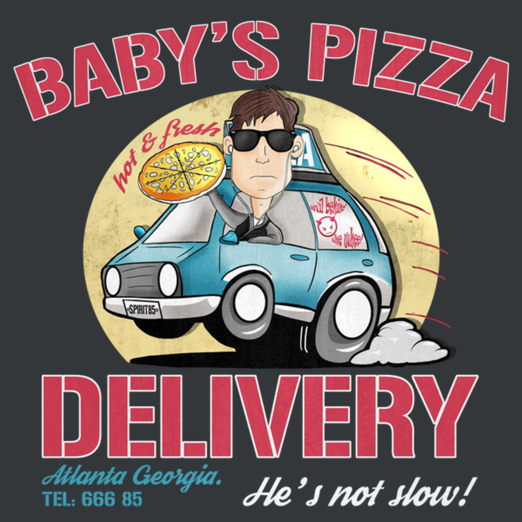 NeatoShop: Baby's Pizza Delivery