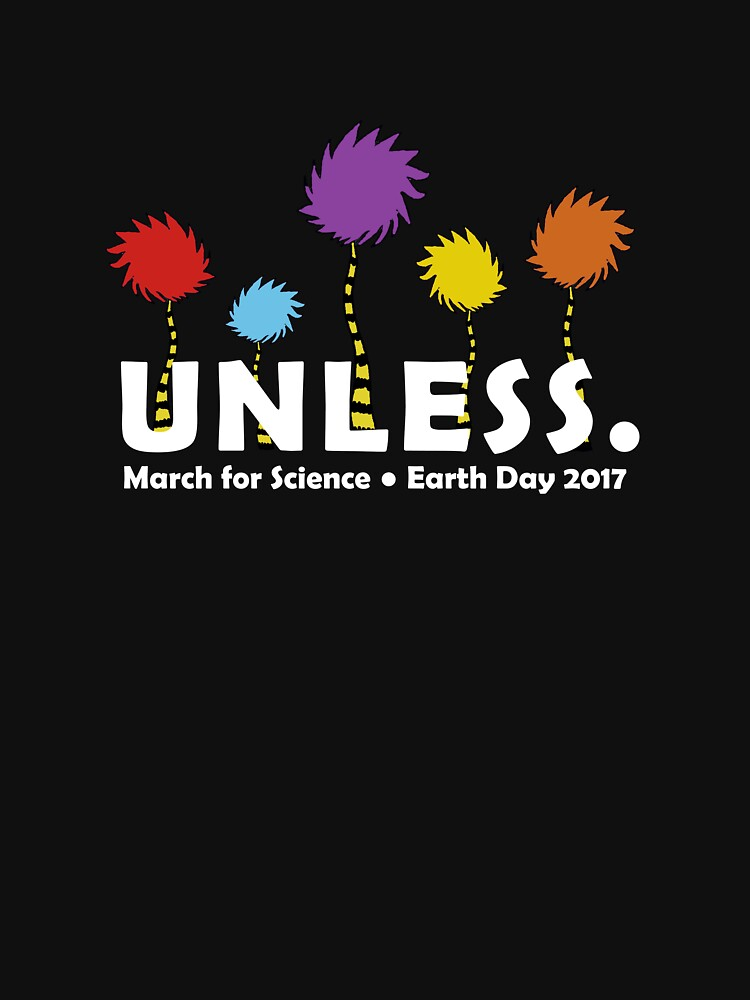 RedBubble: March for Science