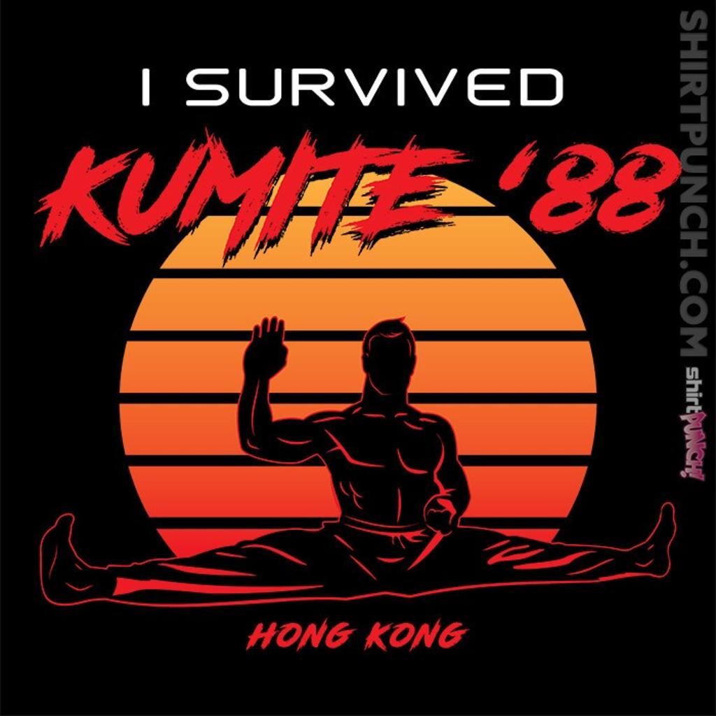 ShirtPunch: KUMITE '88