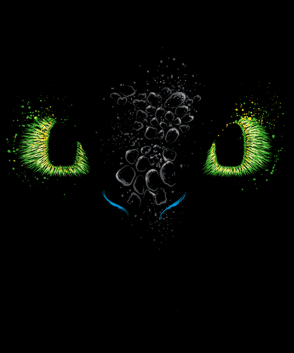 Qwertee: The Eyes of the Dragon