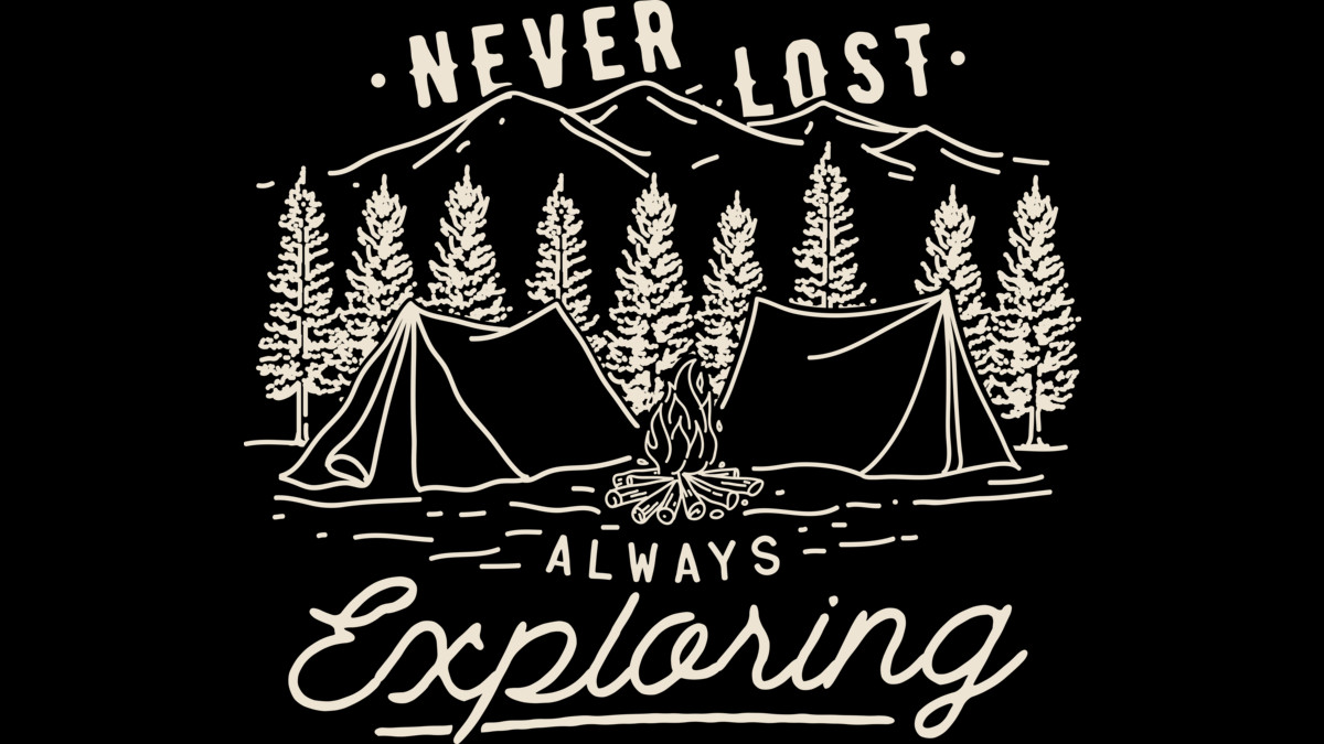 Design by Humans: Never Lost Always Exploring