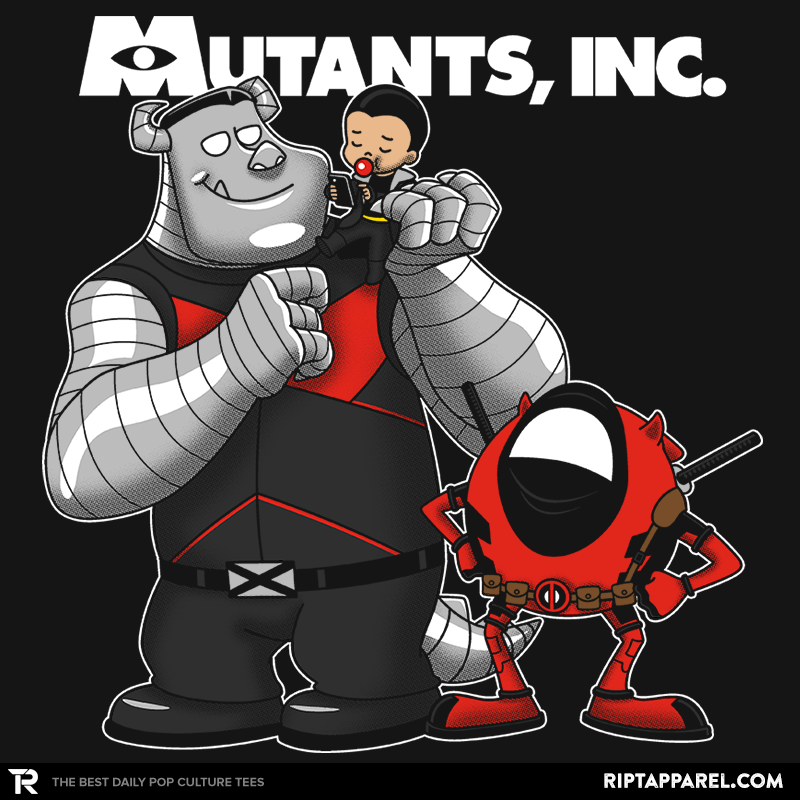 Ript: Mutants, Inc.