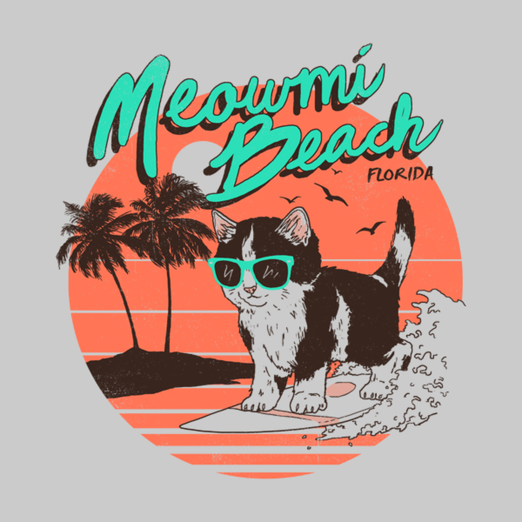 NeatoShop: Meowmi Beach