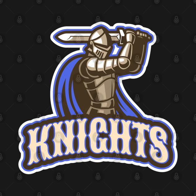 TeePublic: Knights