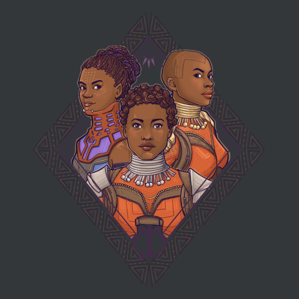NeatoShop: Wakanda Women