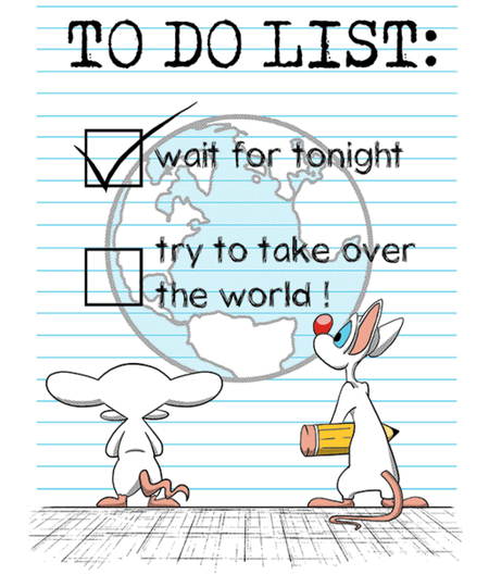 Qwertee: To do list