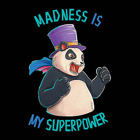 MeWicked: Madness Is My Superpower - Mad Panda Magician