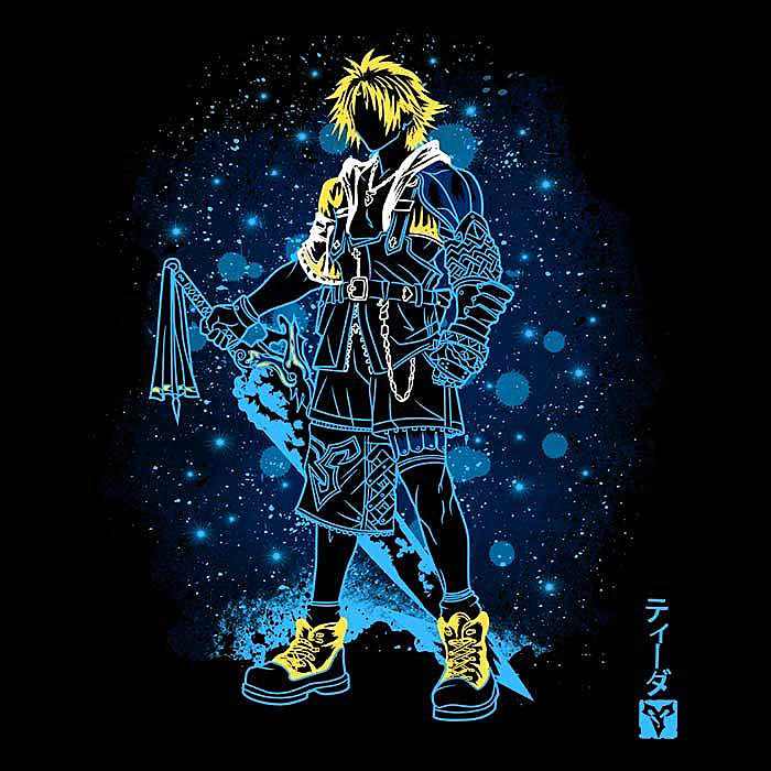 Once Upon a Tee: The Tidus