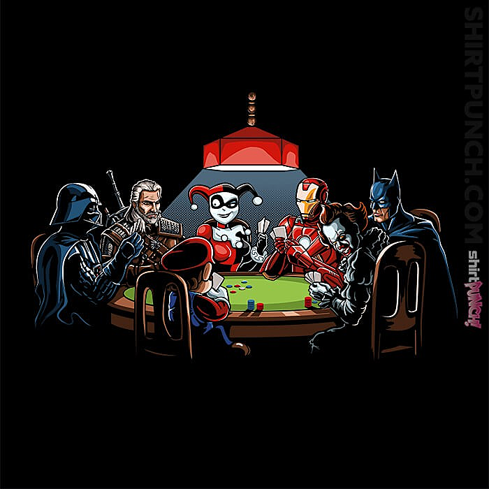 ShirtPunch: Popculture Tribute