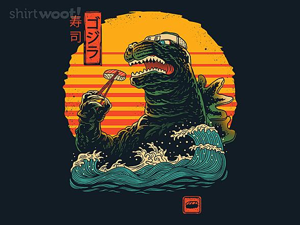Woot!: King of Sushi Remix