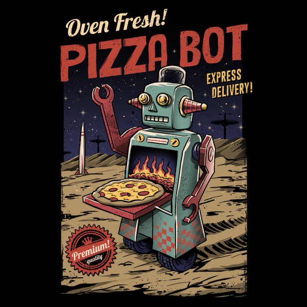 NeatoShop: Pizza Bot