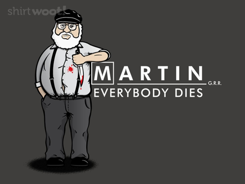 Woot!: Everybody Dies
