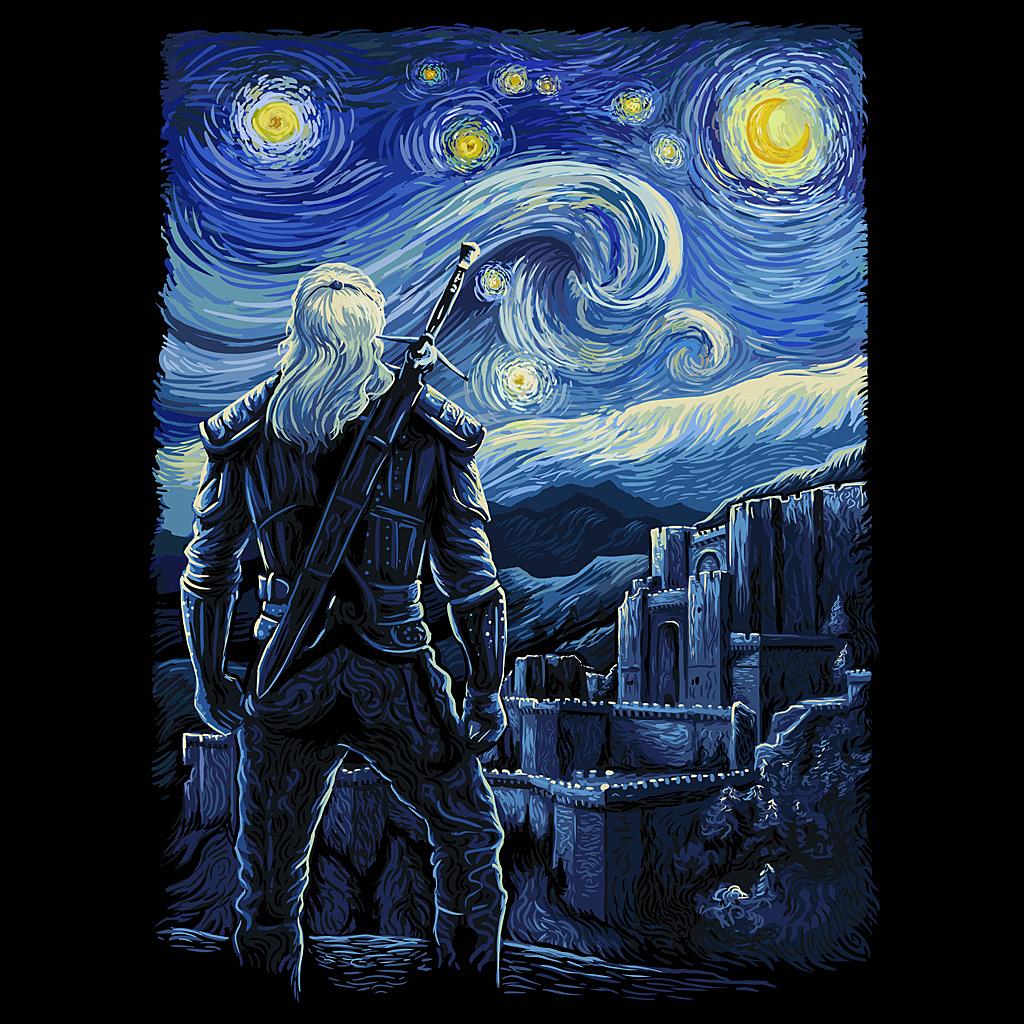 TeeTee: Starry Kaer Morhen