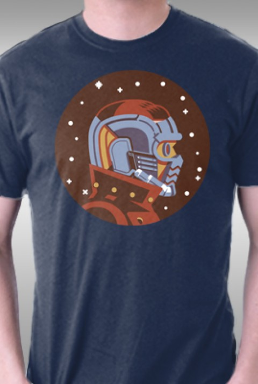 TeeFury: Star-Lord Headgear