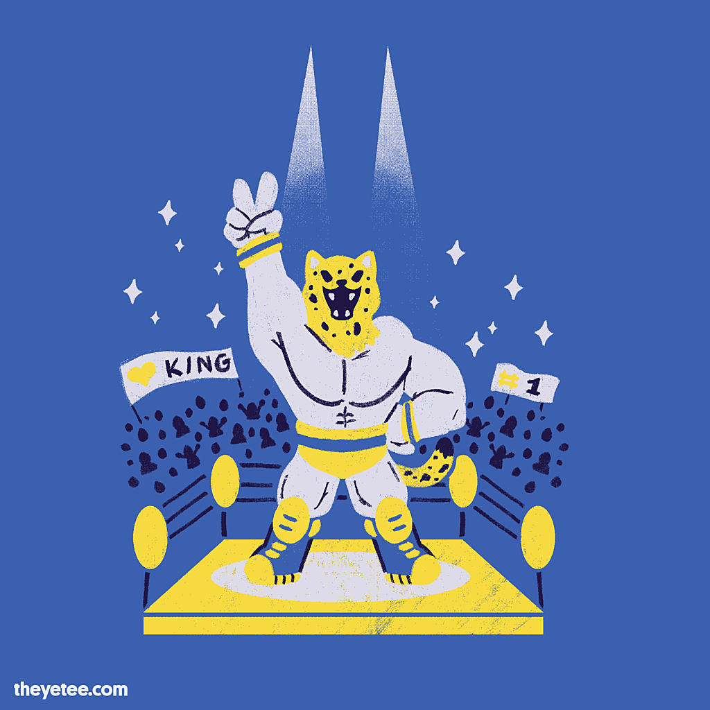 The Yetee: King of the Ring!