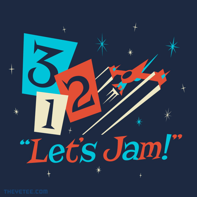 The Yetee: Let's Jazz!