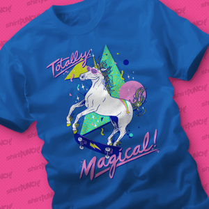ShirtPunch: Totally Magical