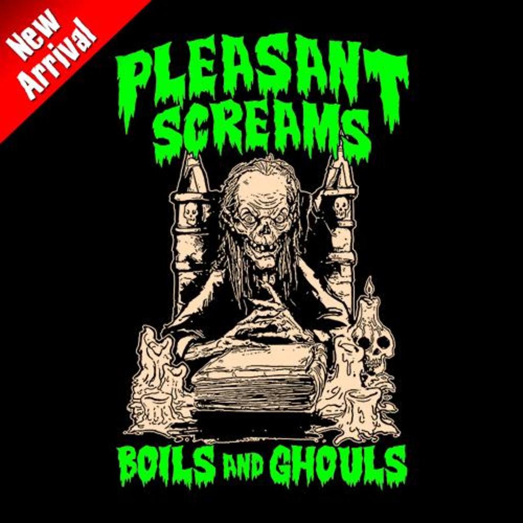 Five Finger Tees: Pleasant Screams T-Shirt