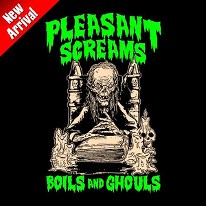 Five Finger Tees: Pleasant Screams T-Shirt