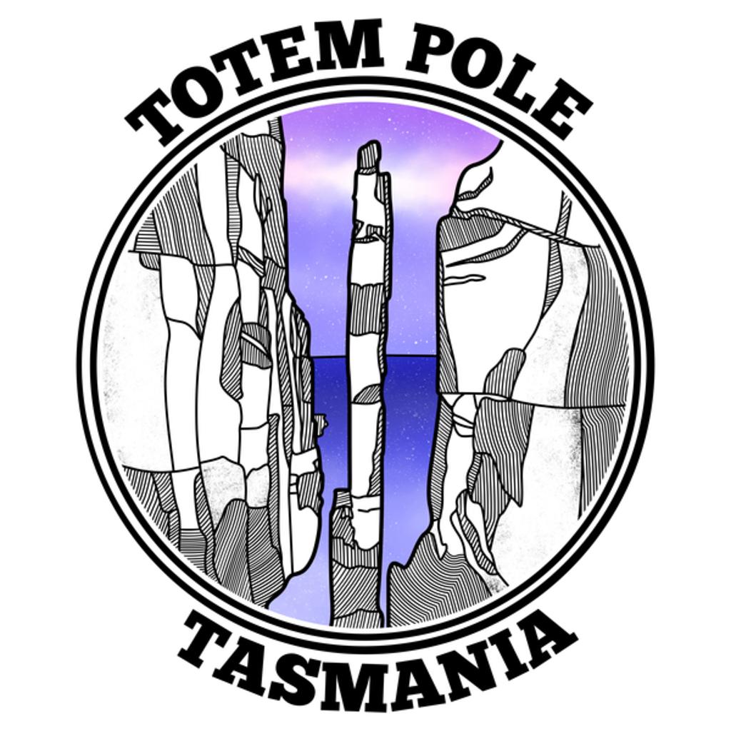NeatoShop: The totem pole Tasmania