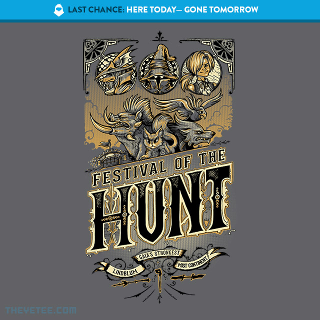 The Yetee: Festival of the Hunt