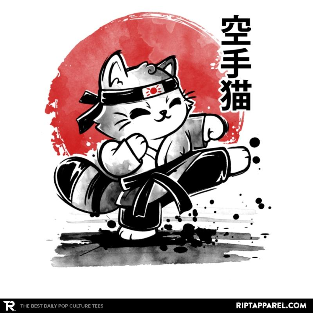 Ript: Karate Cat