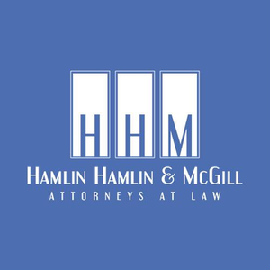 Five Finger Tees: Hamlin Hamlin & McGill T-Shirt