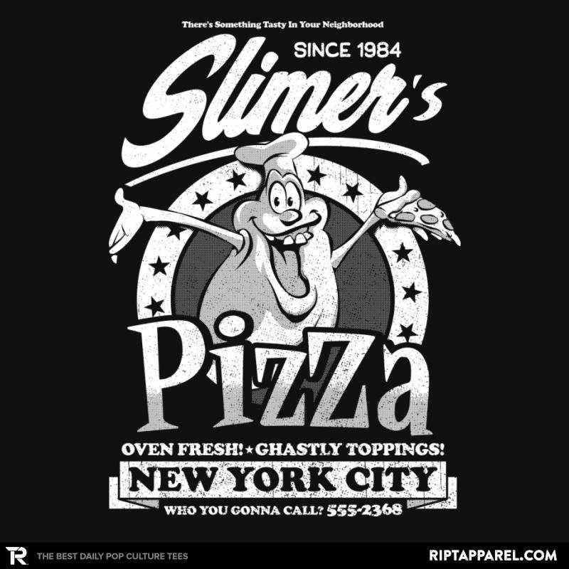 Ript: Slimer's Pizza