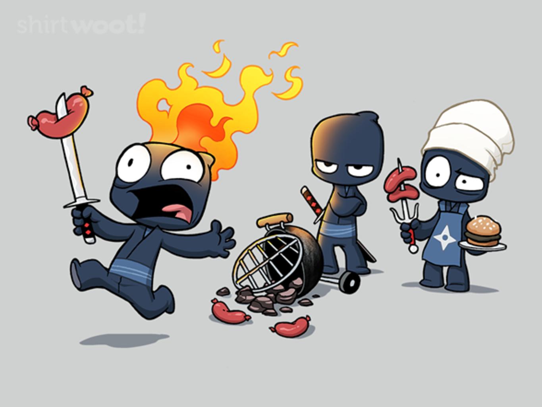 Woot!: Ninja BBQ