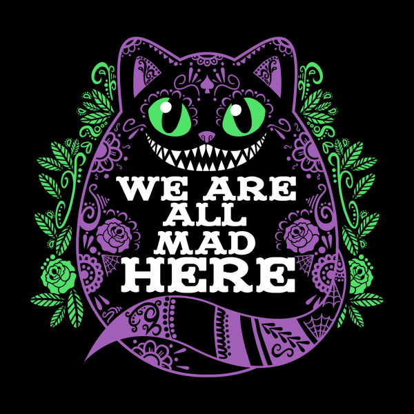 NeatoShop: Calavera cheshire cat