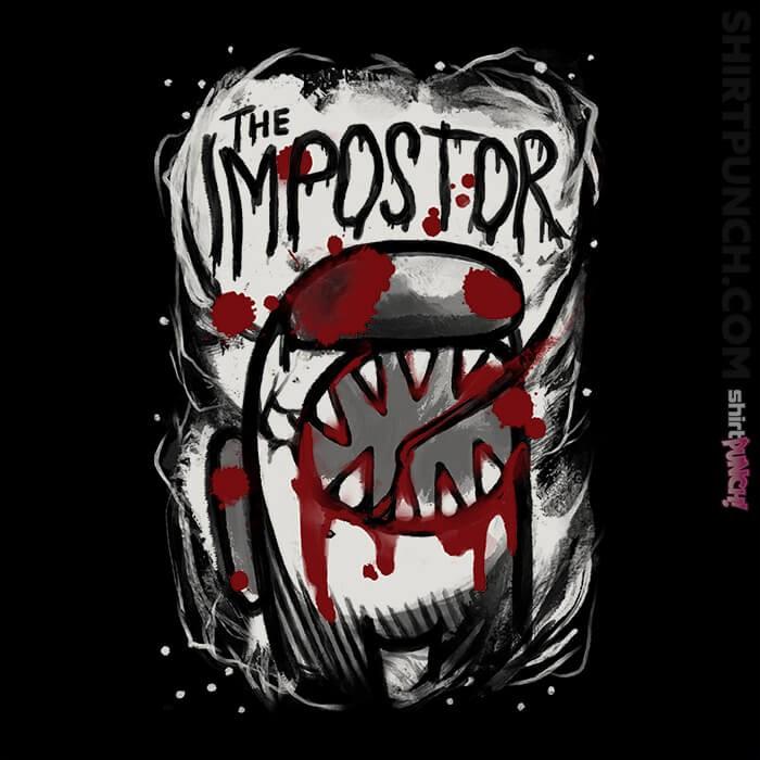 ShirtPunch: Horror Impostor